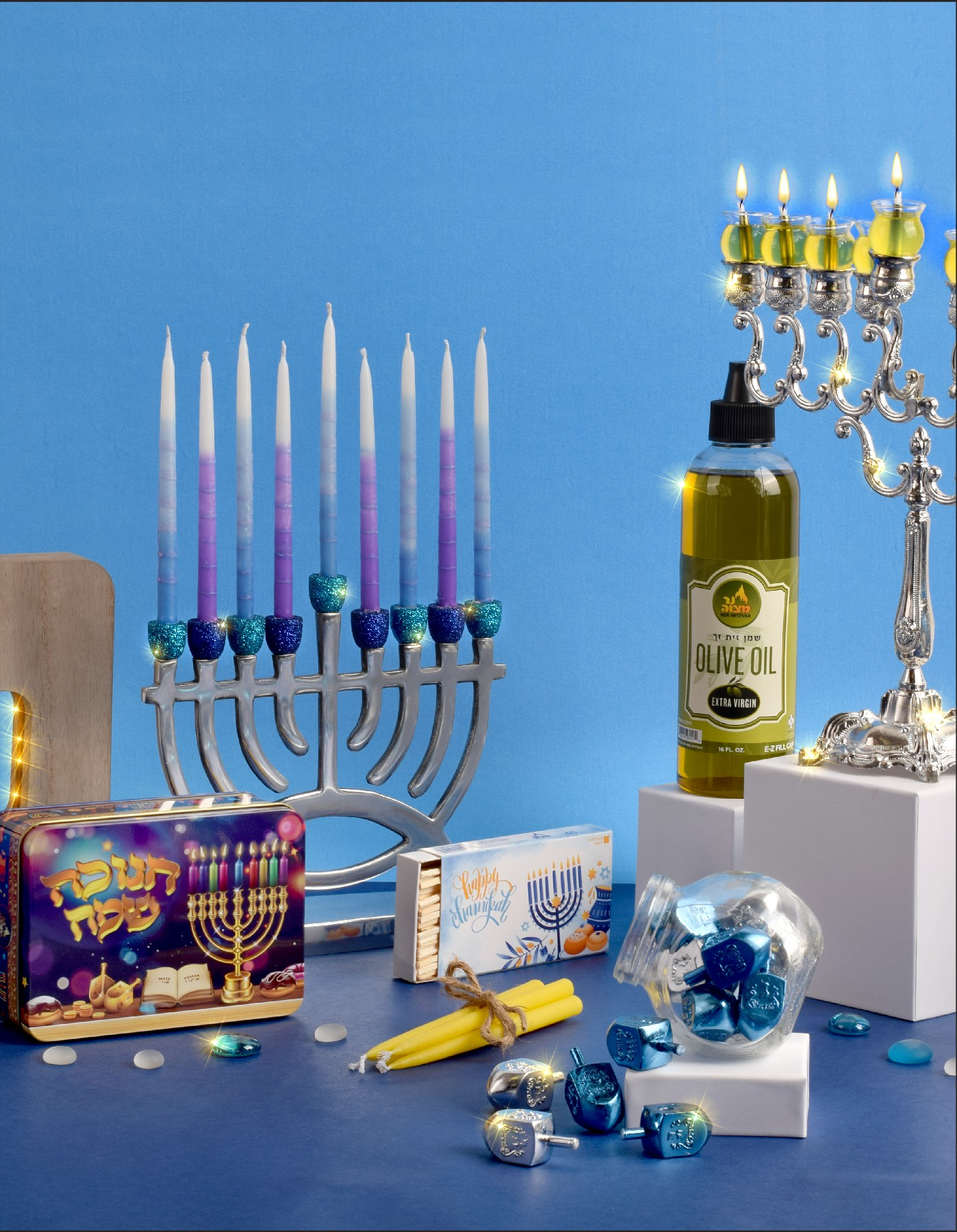 Chanukah Catalog 2020 Cover