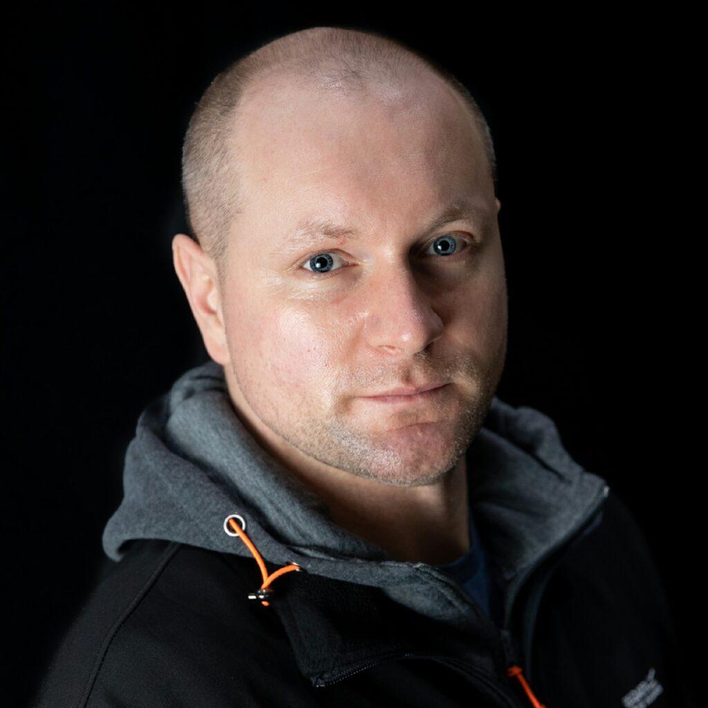 Piotr - Warehouse & Logistics Manager