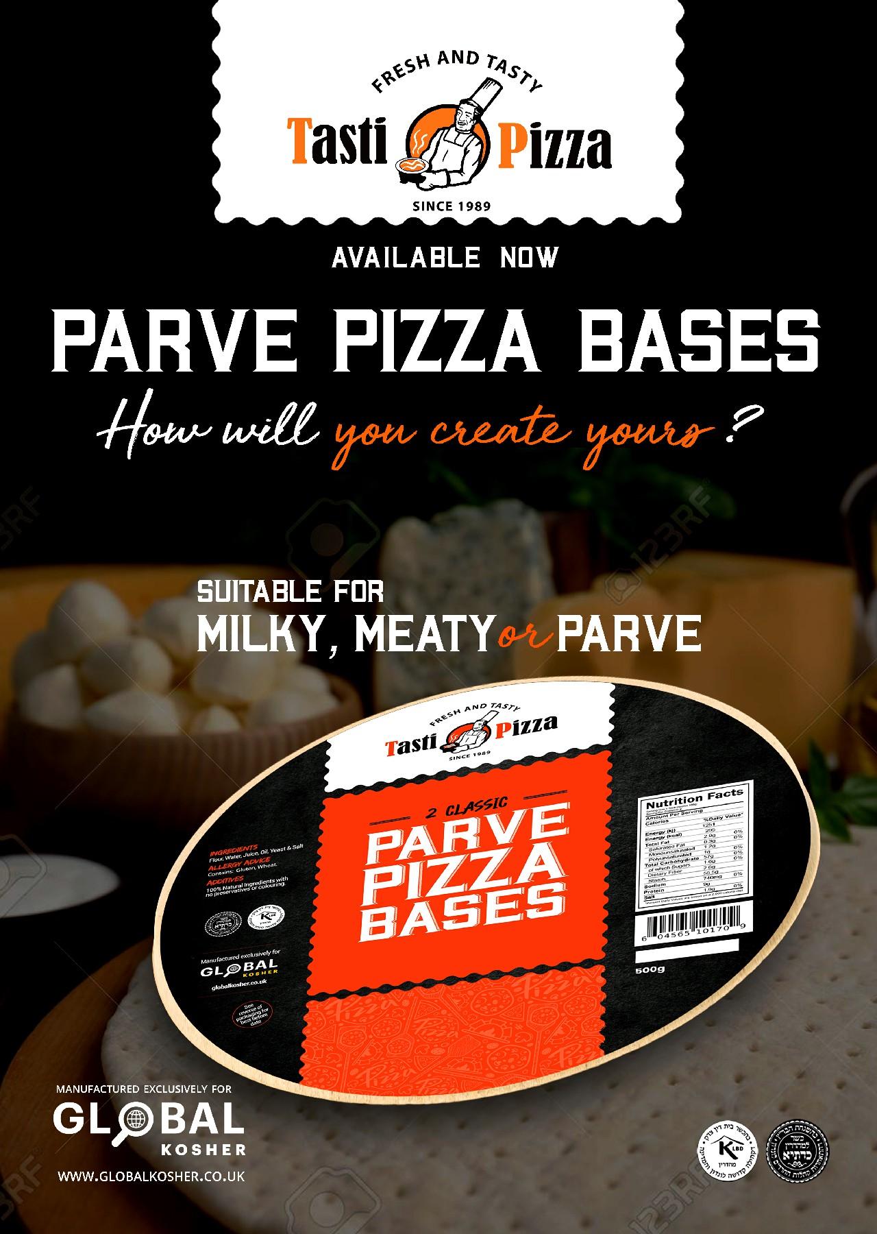 Tasti Pizza