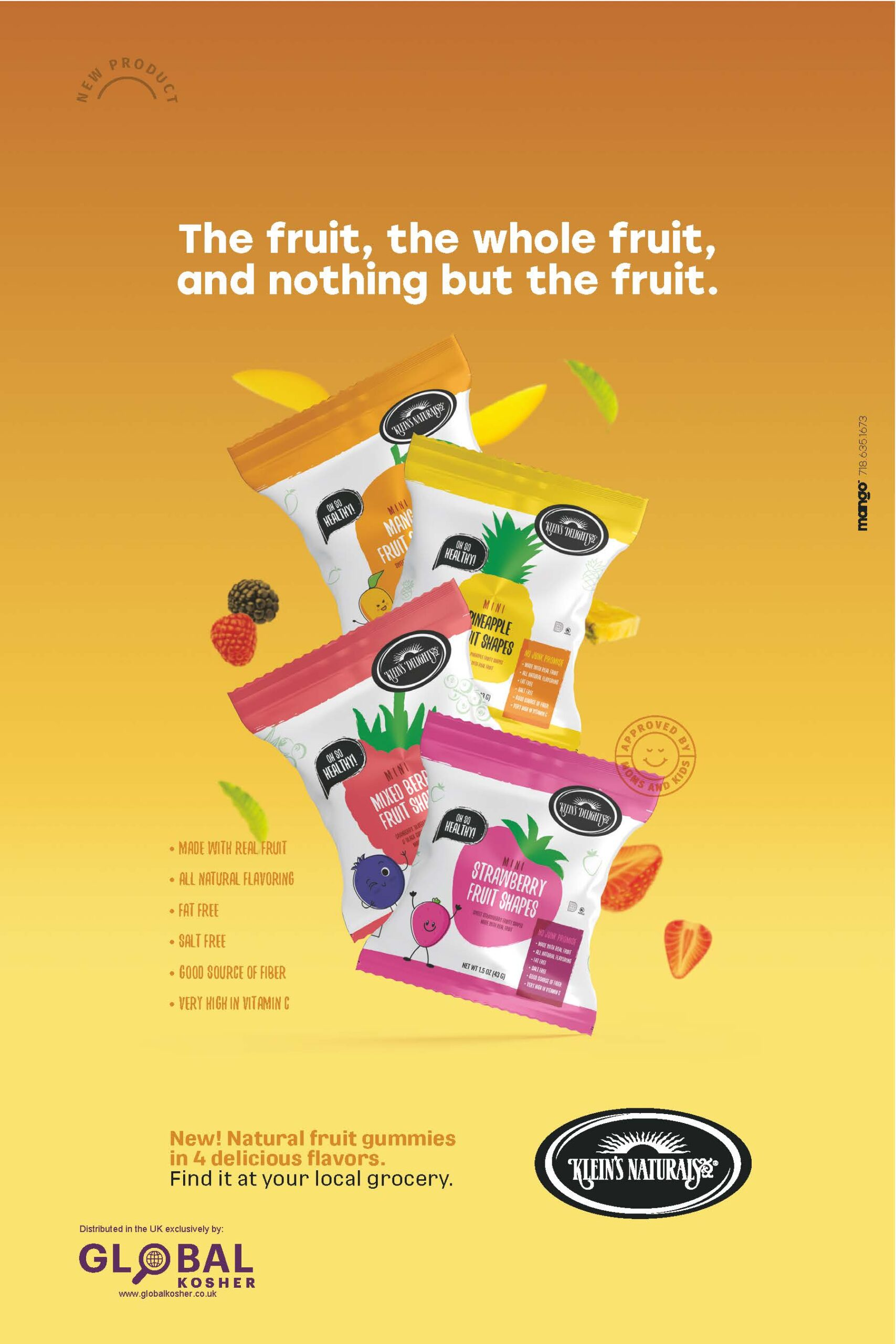 kleins fruity ad